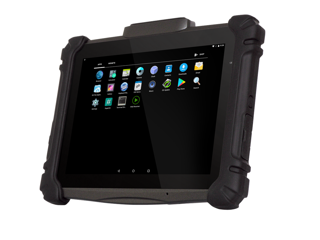Dt315cr Rugged Tablet Outdoor Tablet Concept