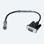 6-pin Connector for EIA/RS-232